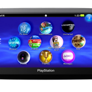 Sony NGP – next generation portable entertainment system