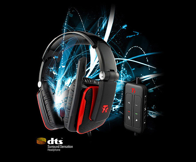 Tt eSport Shock One gaming headset