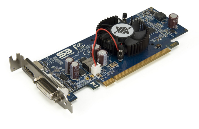 VIA eH1 Embedded Graphics Card