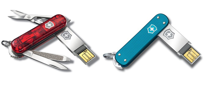 Victorinox Slim and Slim Duo