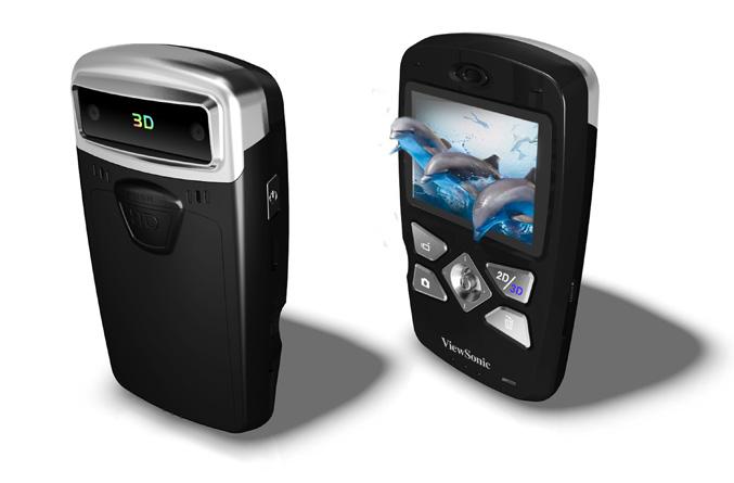 ViewSonic ViewFun 3DPocket Camcorders