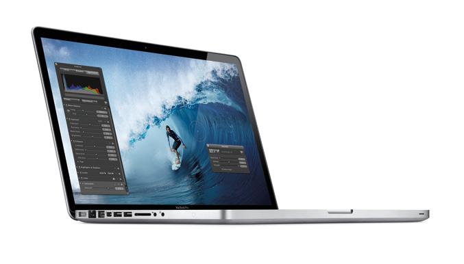 15.4-inch MacBook Pro
