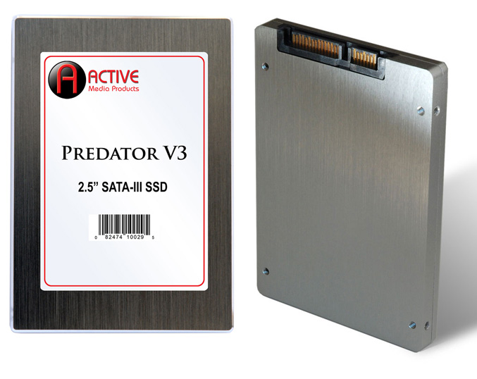 Active Media Products Predator V3 SSD