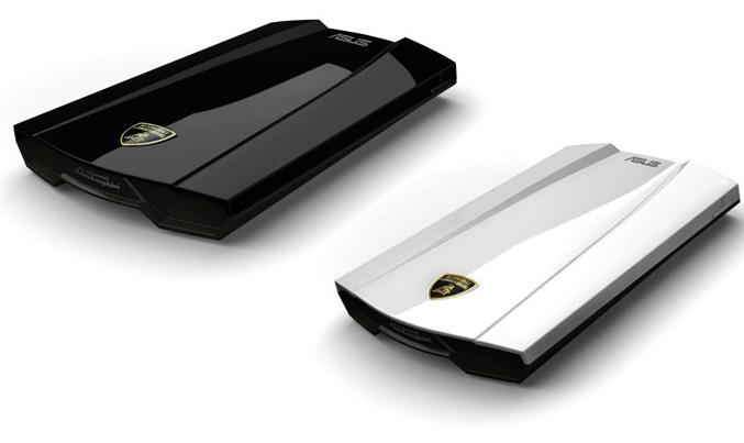 Asus Lamborghini external HDD