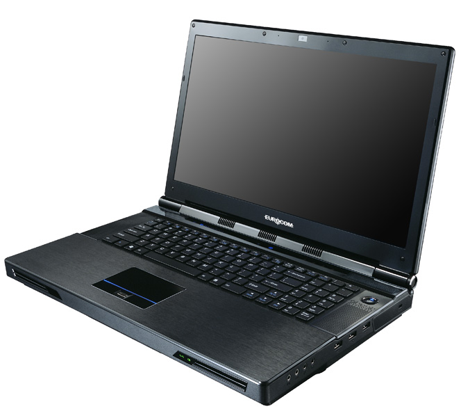 Eurocom Panther 2.0 laptop