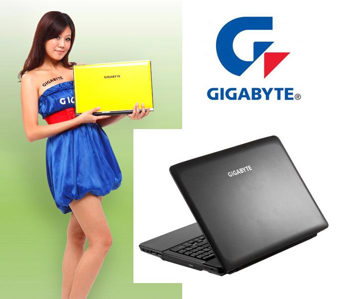 Gigabyte P2532 notebook