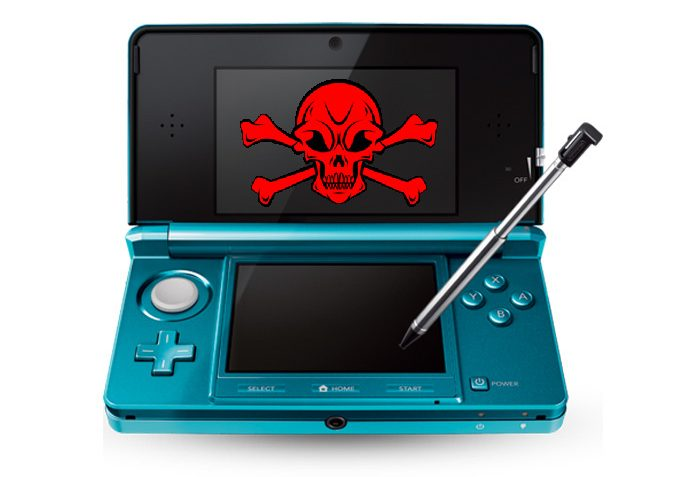 Nintendo 3DS hacked