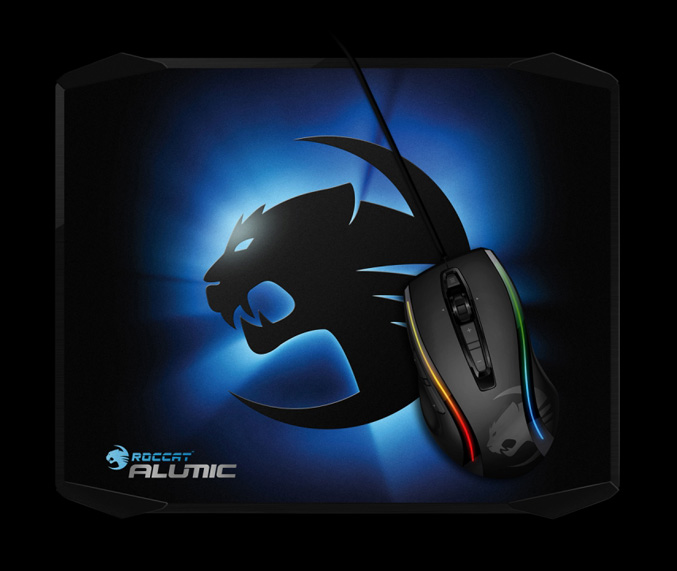 Roccat Alumic double-sided mousepad