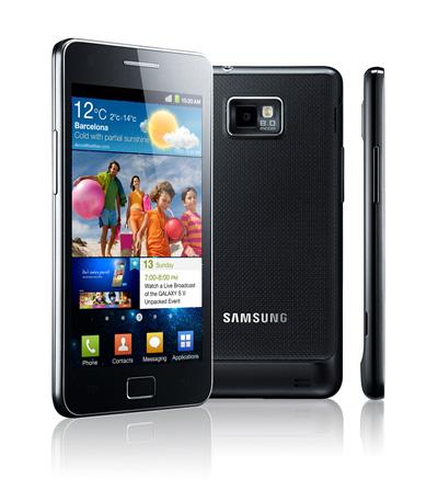 Samsung Galaxy S II (GT-I9100)