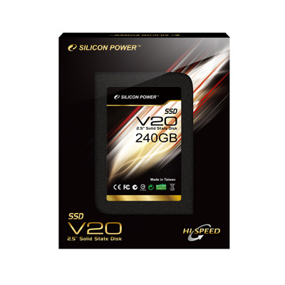 Silicon Power V20 series SATA SSD