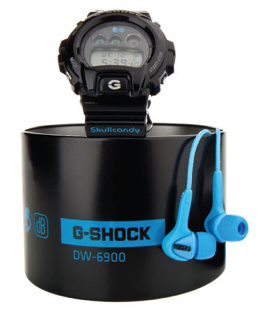 Skullcandy G-Shock DW6900CS-1CS