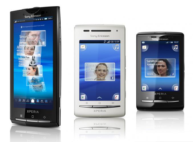 Sony Ericsson Xperia Family