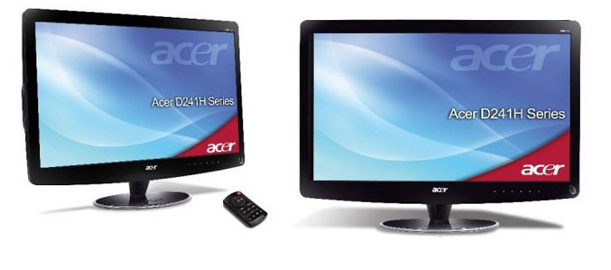 Acer DX241H Monitor