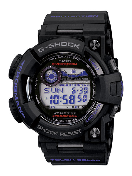 Casio Frogman GF1000BP-1