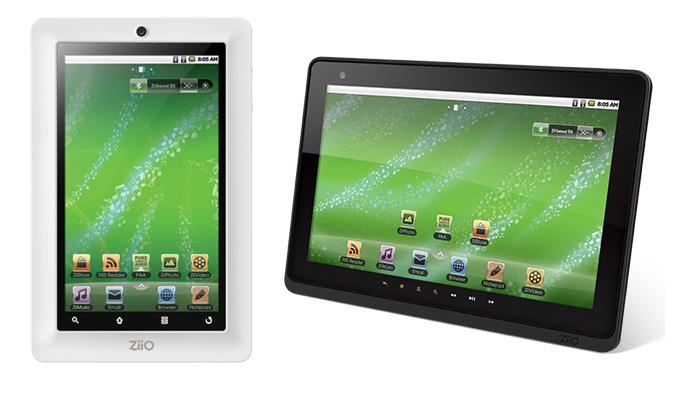 Creative ZiiO Tablets
