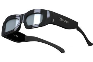 Dolby next generation 3D Glasses