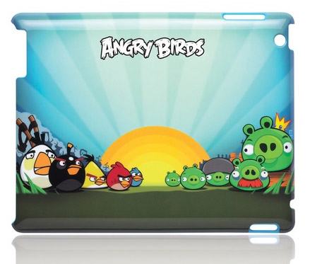 Gear 4 Angry Birds Family iPad 2 case