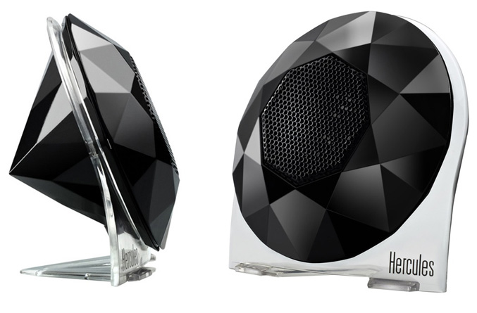 hercules xps diamond 2 0 usb speakers. Black Bedroom Furniture Sets. Home Design Ideas
