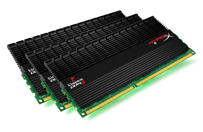 Kingston HyperX T1 DDR3 Black