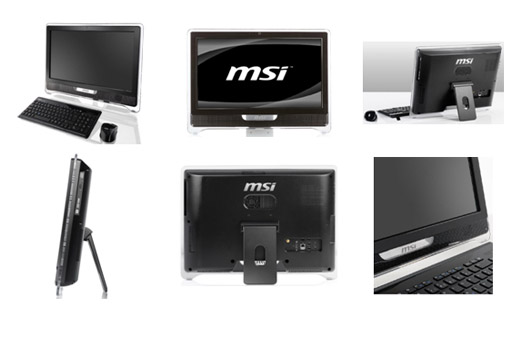 MSI Wind Top AE2210 All In One PC