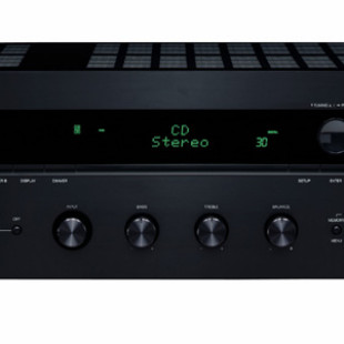 Onkyo intros three new Stereo Network Receiver