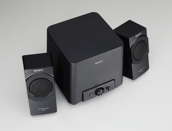 Sony SRS-D4 PC speakers