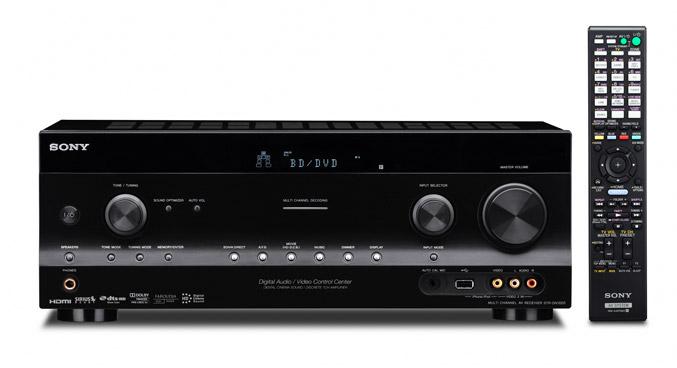 Sony STR-DN1020 7.2 channel AV Receiver