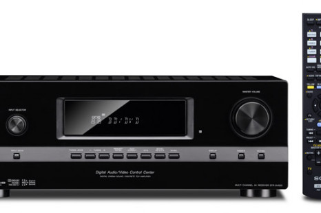 Sony's new-range of AV receivers for 2011