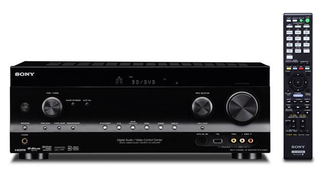 Sony STR-DH820 7.2 Channel AV Receiver