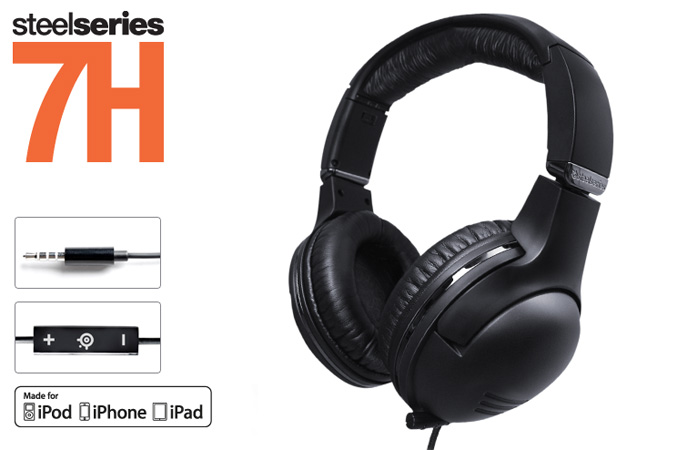 SteelSeries 7H_Headset for iPhone
