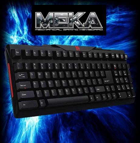 Tt eSPORTS MEKA Mechanical Keyboard