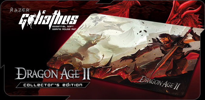 Dragon Age II Razer Ggoliathus Speed Edition