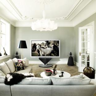 Bang & Olufsen unveils 85-inch 3D BeoVision 4 plasma TV