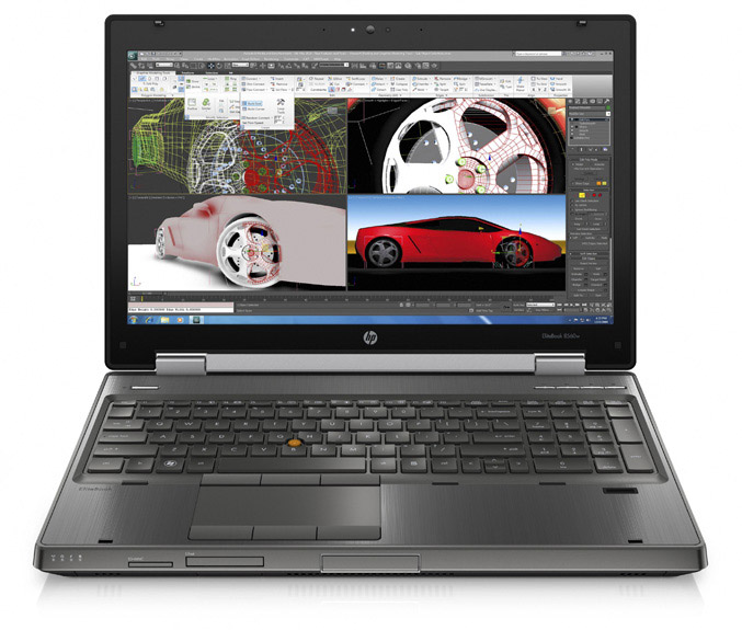 HP EliteBook w-series mobile workstation