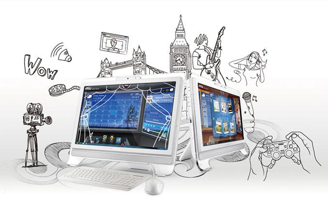 MSI AE2070 AIO PC