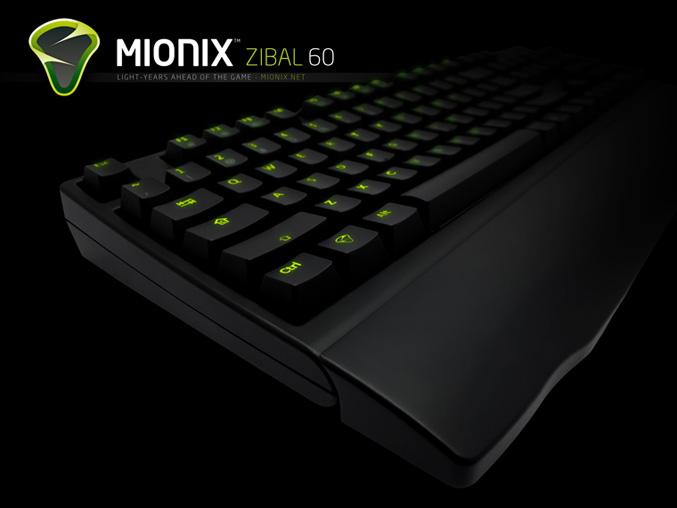 Mionix Zibal 60 Mechanical keyboard