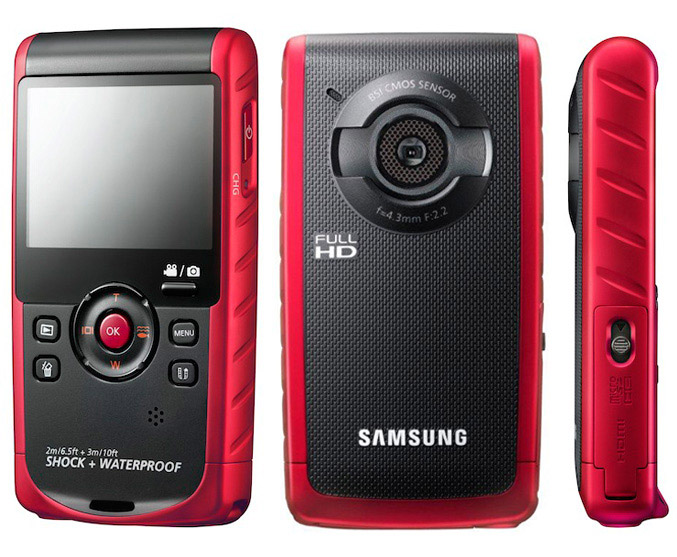 Samsung W200 Pocket Cam