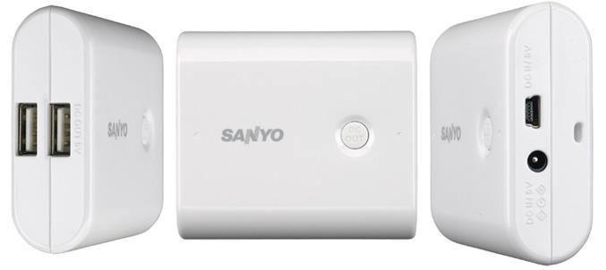Sanyo KBC-L2 eneloop mobile booster
