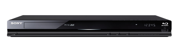 Sony BDP-S780 3D capable Blu-ray Disc Player