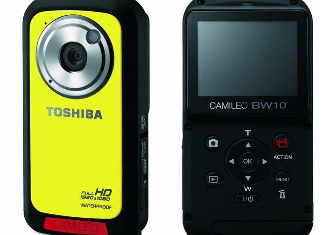 Toshiba Camileo BW10 camcorder