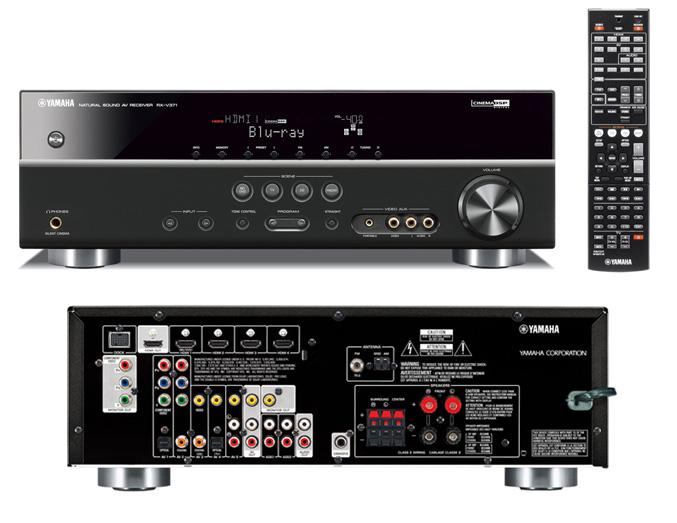 Yamaha RX-V371