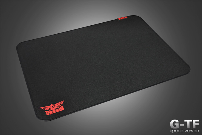 ZOWIE GEAR G-TF speed mouse pad