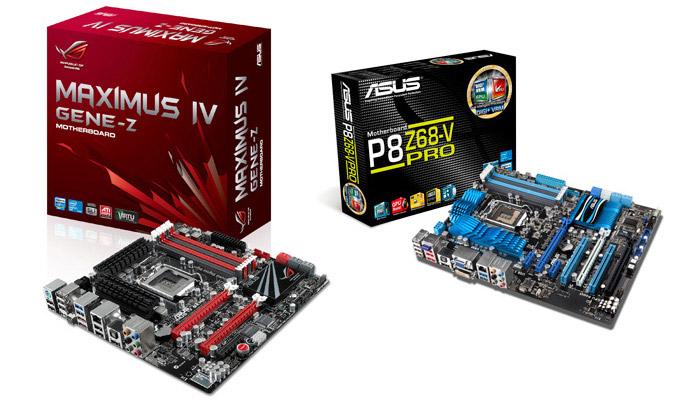 Asus-Z68-motherboards