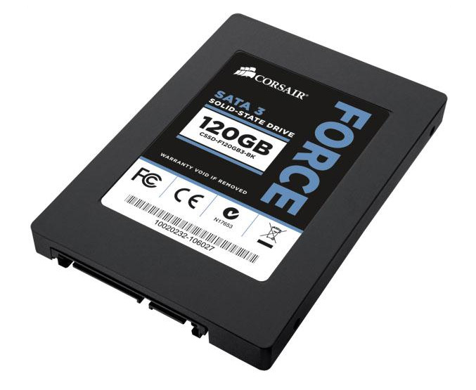 corsair force 3 ssd 120gb firmware
