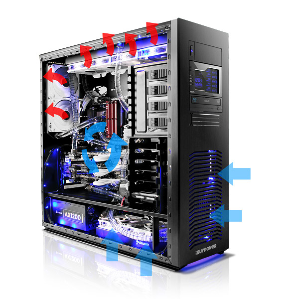 iBuyPower Erebus gaming desktop