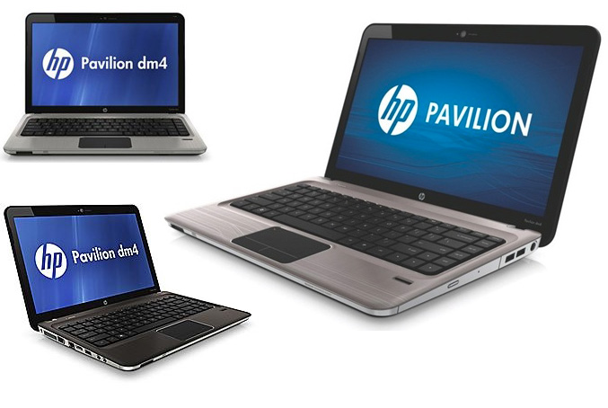 HP Pavilion dm4x laptop