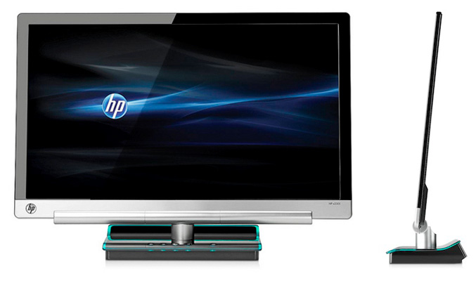 HP x2301 Micro-Thin Monitor