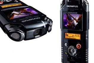 Olympus LS-20M PCM recorder