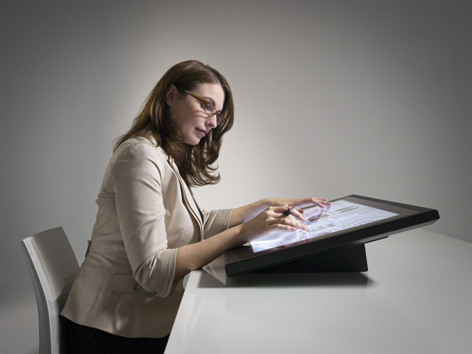 27-inch Multi-Touch Display