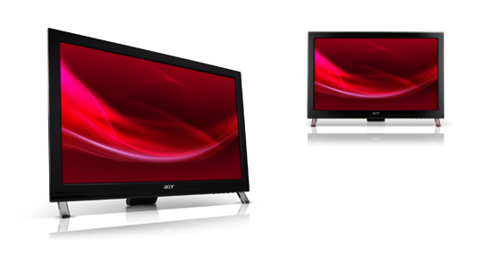 Acer T231H multi-touch monitor